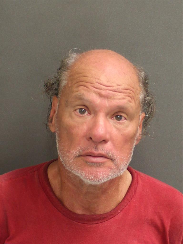 THOMAS BLISS Mugshot / County Arrests / Orange County Arrests