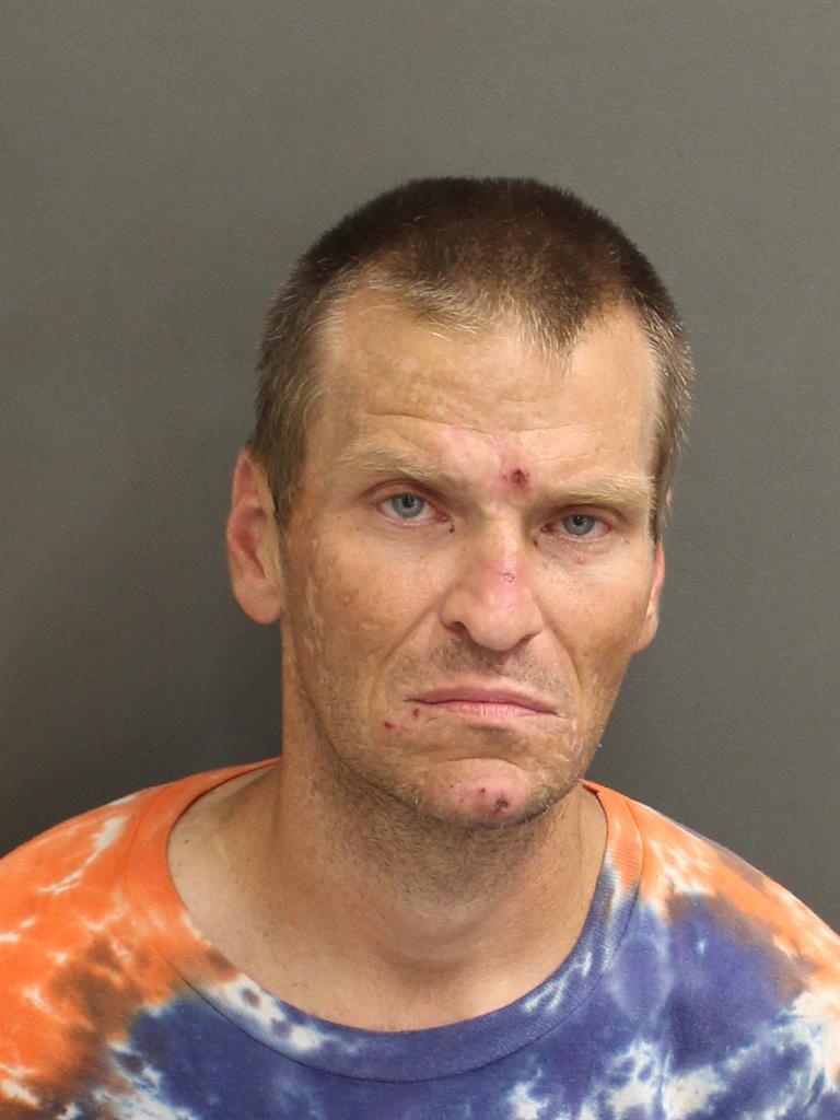 TIMOTHY MARK PAGE Mugshot / County Arrests / Orange County Arrests