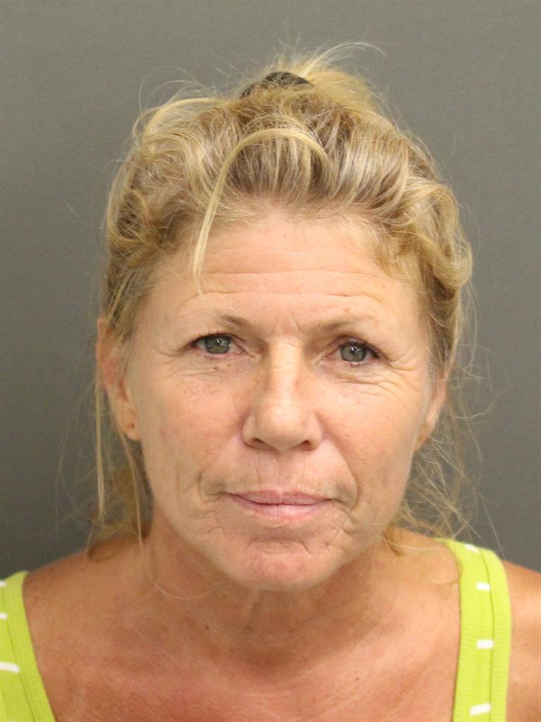 PAULA RENE LAMOREAUX Mugshot / County Arrests / Orange County Arrests