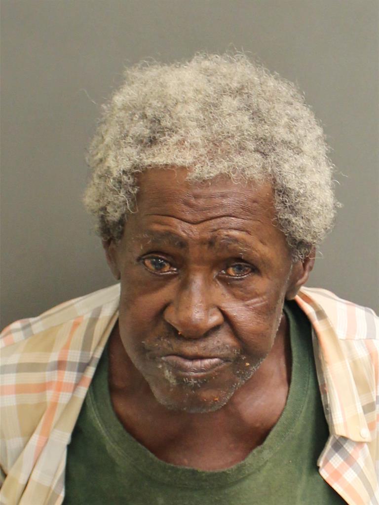 JAMES W SANDERS Mugshot / County Arrests / Orange County Arrests