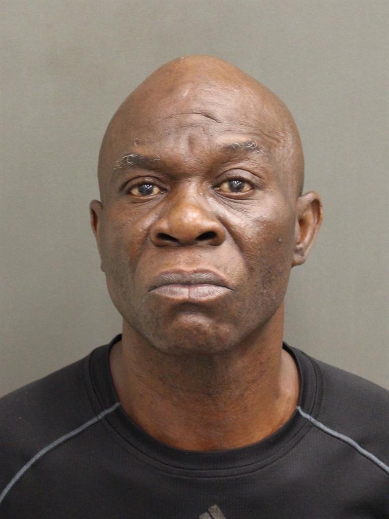 DIEUSIBON ACCIUS Mugshot / County Arrests / Orange County Arrests