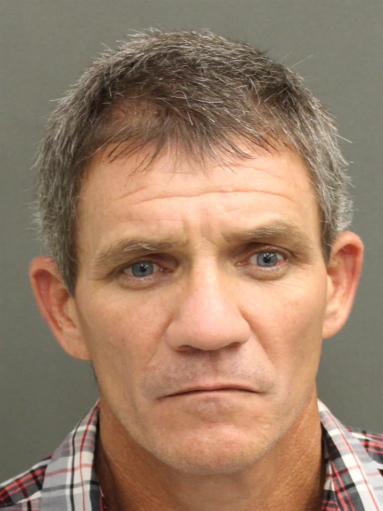 KEVIN ALLEN SHEPPARD Mugshot / County Arrests / Orange County Arrests