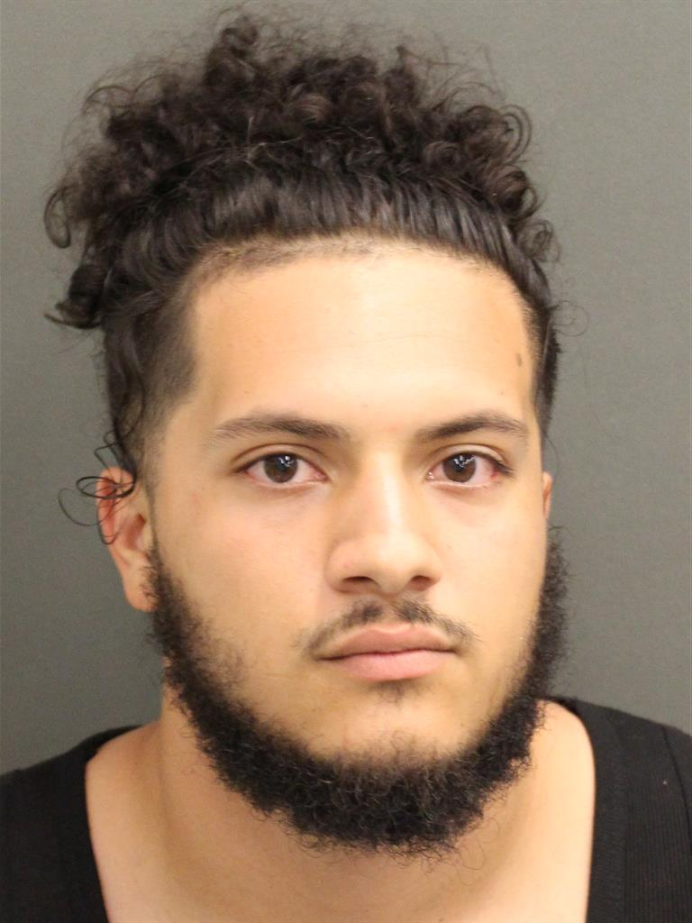 STEVEN ALEX JR ROLON Mugshot / County Arrests / Orange County Arrests