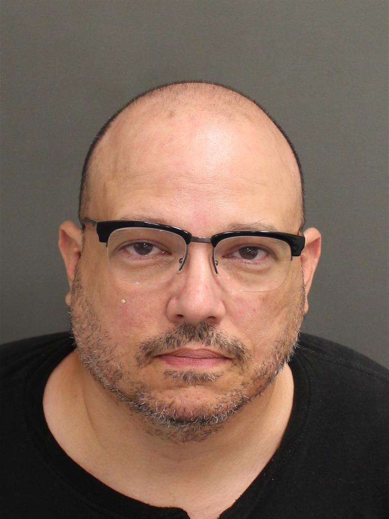 VICTOR MENENDEZ Mugshot / County Arrests / Orange County Arrests