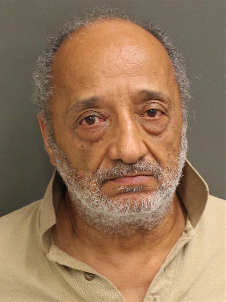 HENRY J BROWN Mugshot / County Arrests / Orange County Arrests