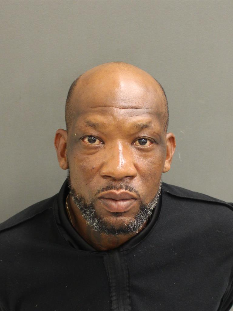 ALGIE LAMONT ALEXANDER Mugshot / County Arrests / Orange County Arrests