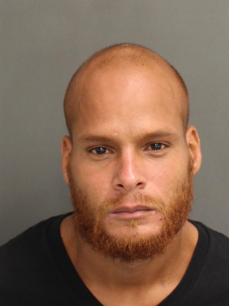 ALEXANDER PACHECO Mugshot / County Arrests / Orange County Arrests