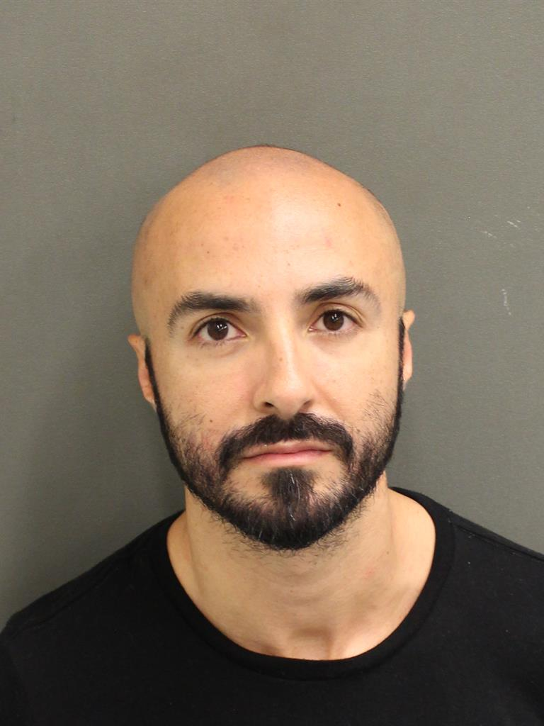 LUIS ARMANDO ALVIRA Mugshot / County Arrests / Orange County Arrests