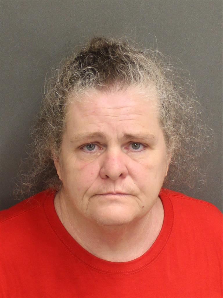 MARY FRANCIS CURLEY Mugshot / County Arrests / Orange County Arrests