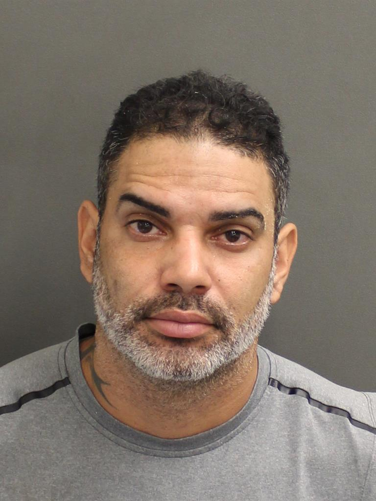 XAVIER ACEVEDOSOTO Mugshot / County Arrests / Orange County Arrests