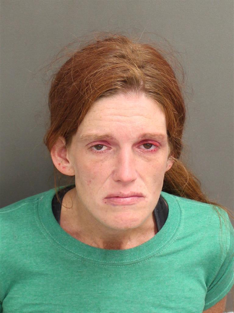 ASHLEY GARLAND Mugshot / County Arrests / Orange County Arrests