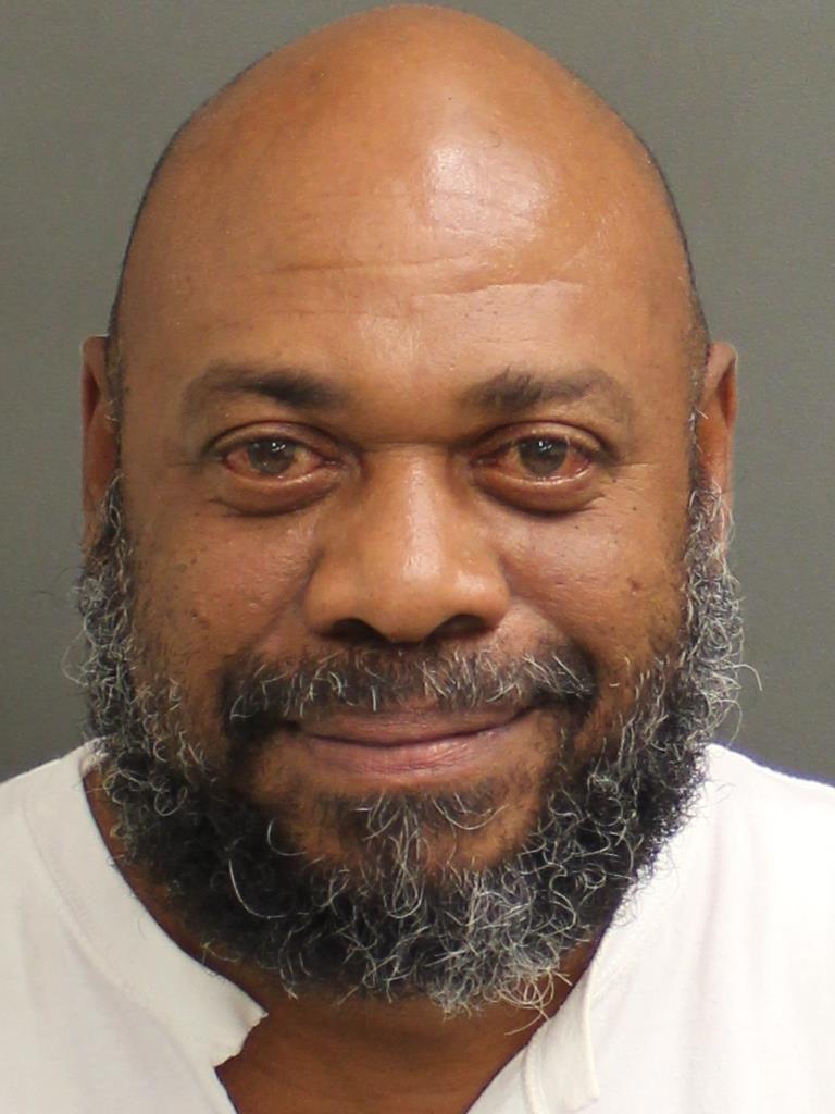 OSCAR LEON HAWKINS Mugshot / County Arrests / Orange County Arrests