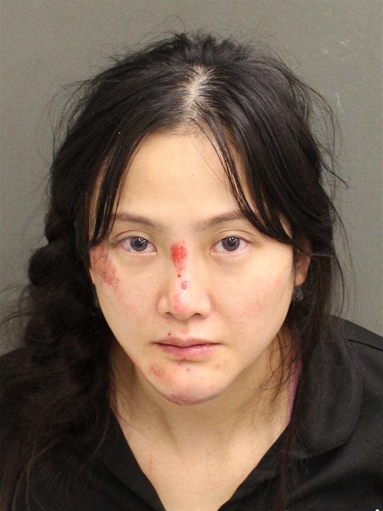 HUNGHSIN CHANG Mugshot / County Arrests / Orange County Arrests