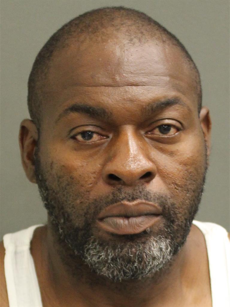 ANDRE D CHRISTOPHER Mugshot / County Arrests / Orange County Arrests