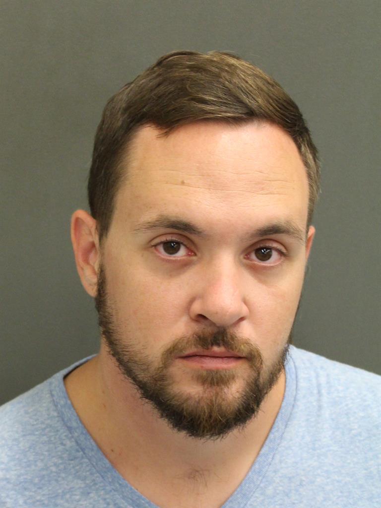 DAVID ALLAN VISSER Mugshot / County Arrests / Orange County Arrests