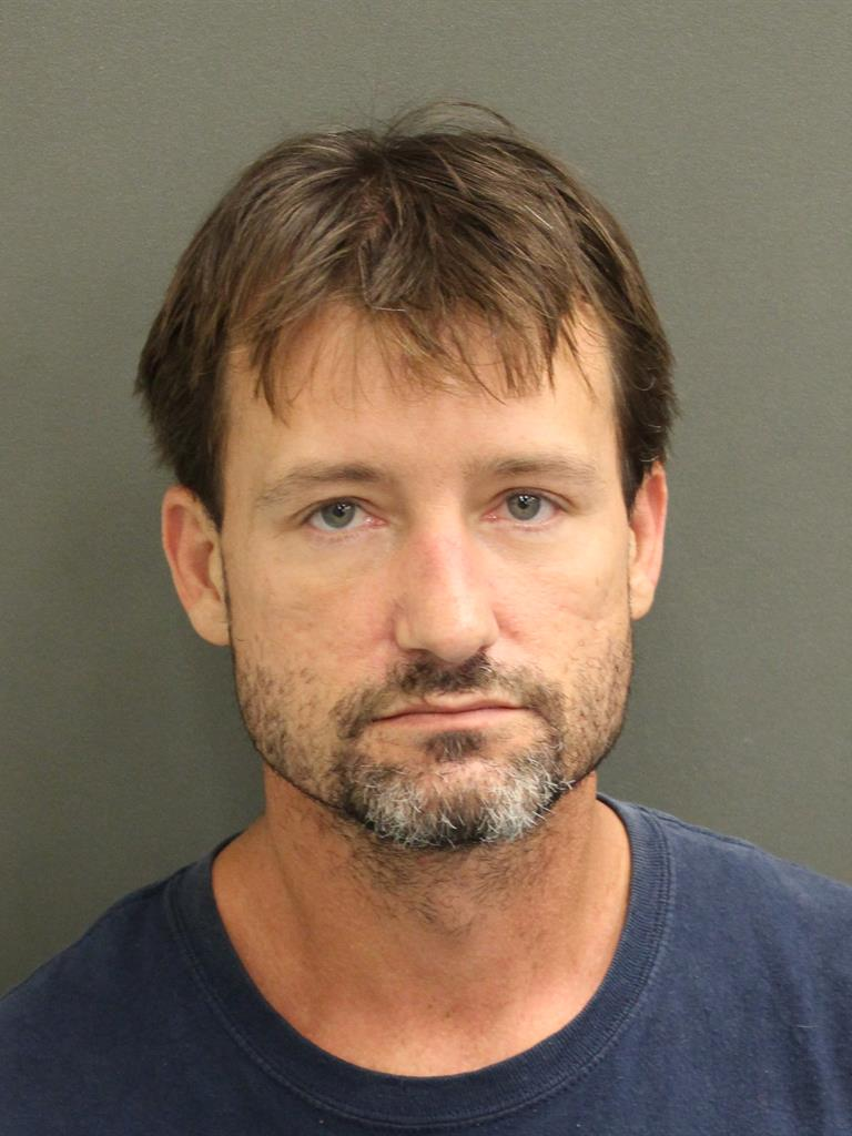 RUSSELL VINCENT HARPER Mugshot / County Arrests / Orange County Arrests