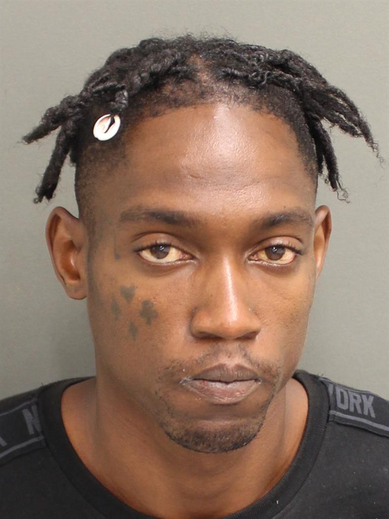 WILLIE EARL JOHNSON Mugshot / County Arrests / Orange County Arrests