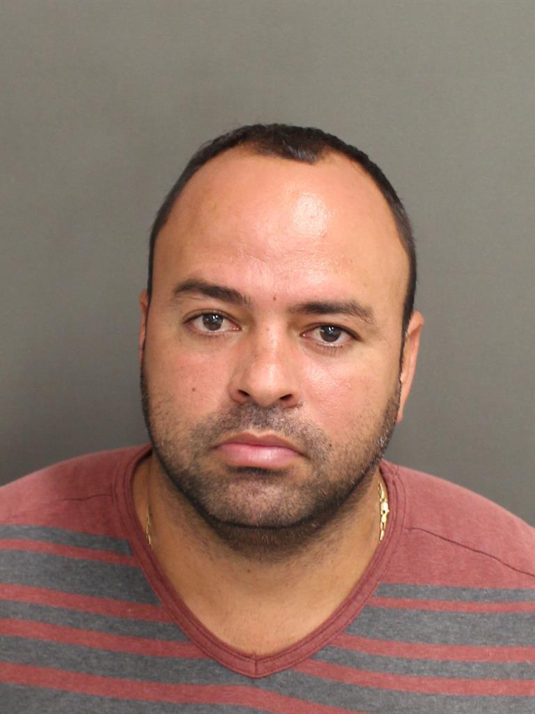 ERIVAN NEVES CARDOSOS Mugshot / County Arrests / Orange County Arrests