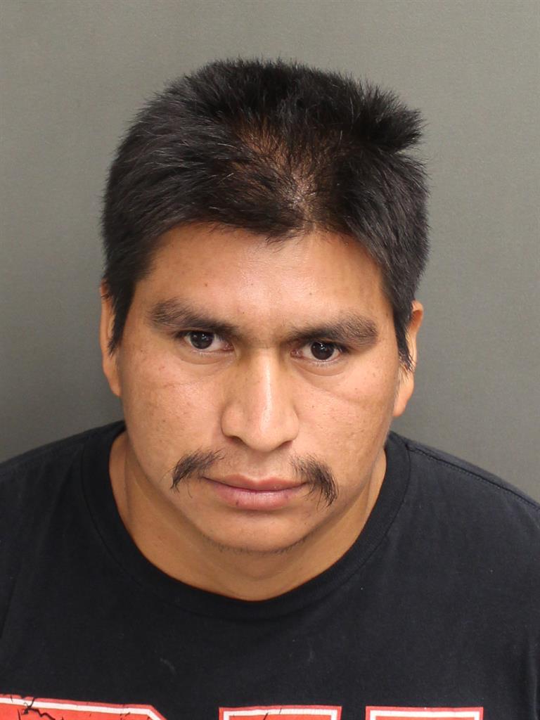 ADONIAS MISAEL MIRANDAMATIAS Mugshot / County Arrests / Orange County Arrests