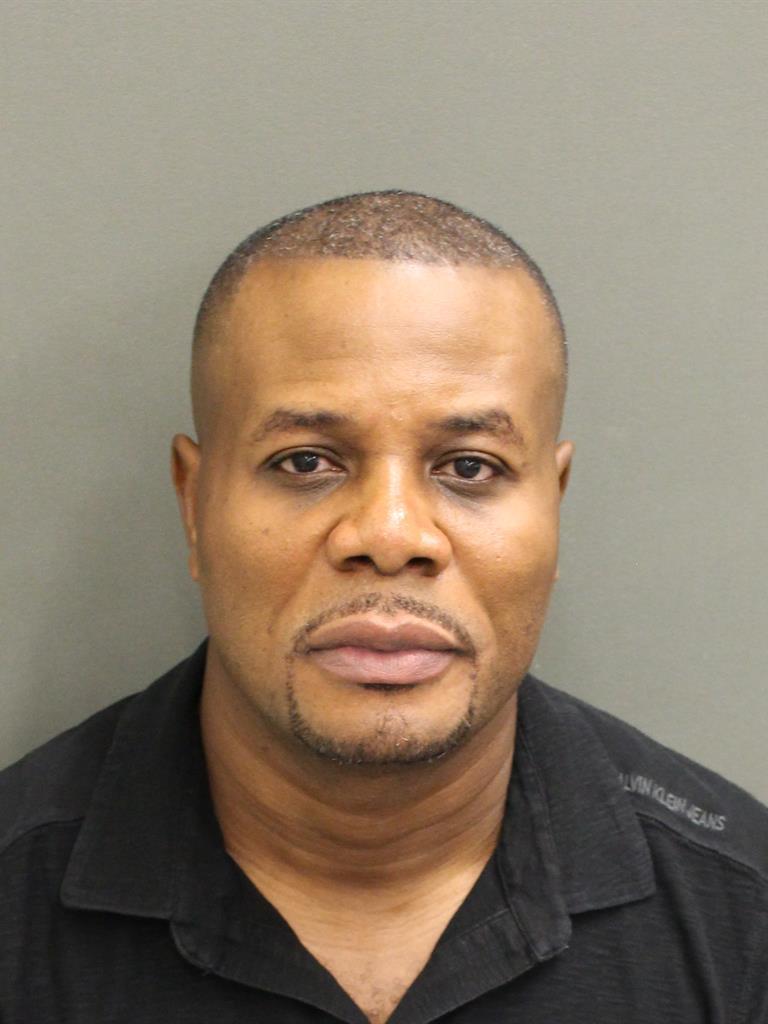 JACKSON ALERTE Mugshot / County Arrests / Orange County Arrests