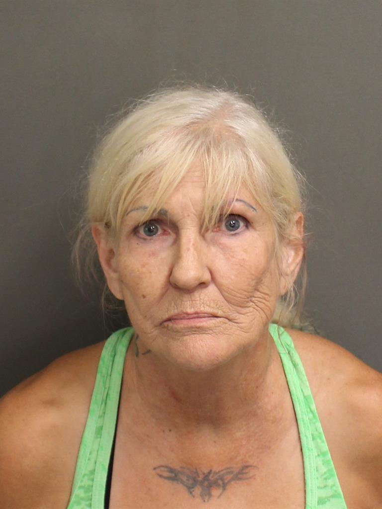 ELEANOR ELIZABETH ROBERTS Mugshot / County Arrests / Orange County Arrests