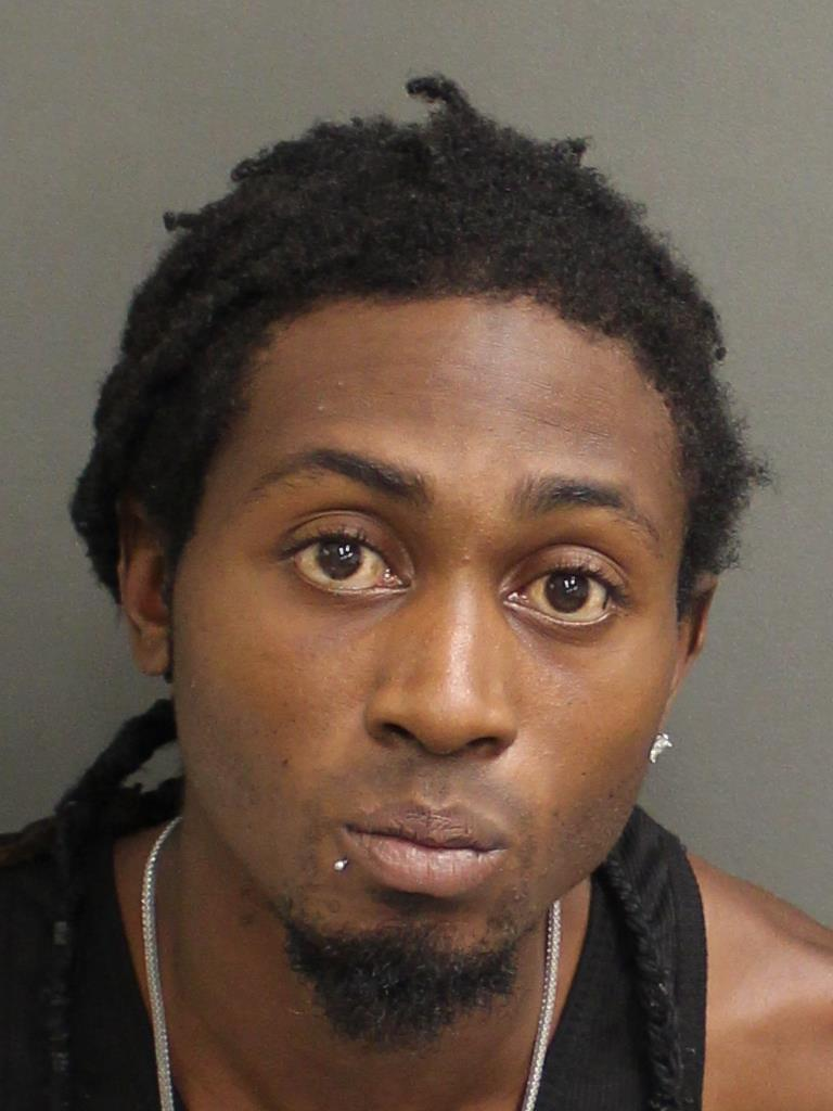 ATIBA DANIEL Mugshot / County Arrests / Orange County Arrests