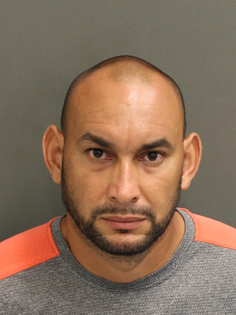 LUIS ALFREDO COLONROSA Mugshot / County Arrests / Orange County Arrests
