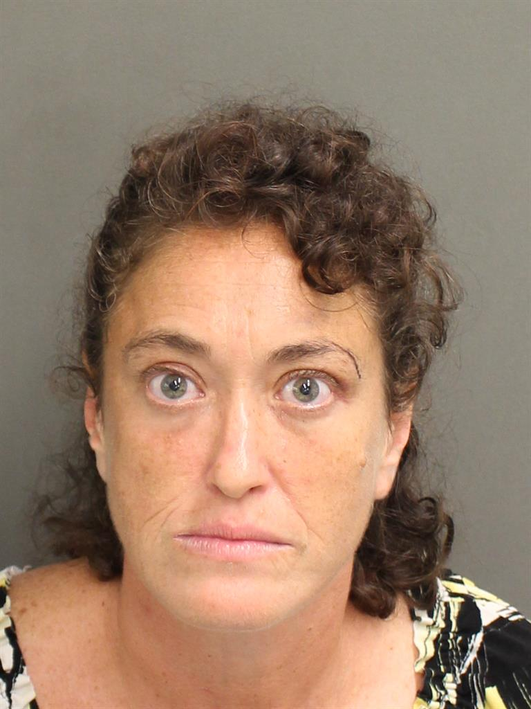 HAZEL CARLA RABUN Mugshot / County Arrests / Orange County Arrests