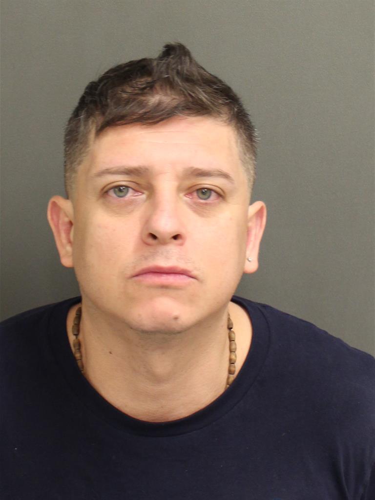 DEYVI R OSPINA Mugshot / County Arrests / Orange County Arrests