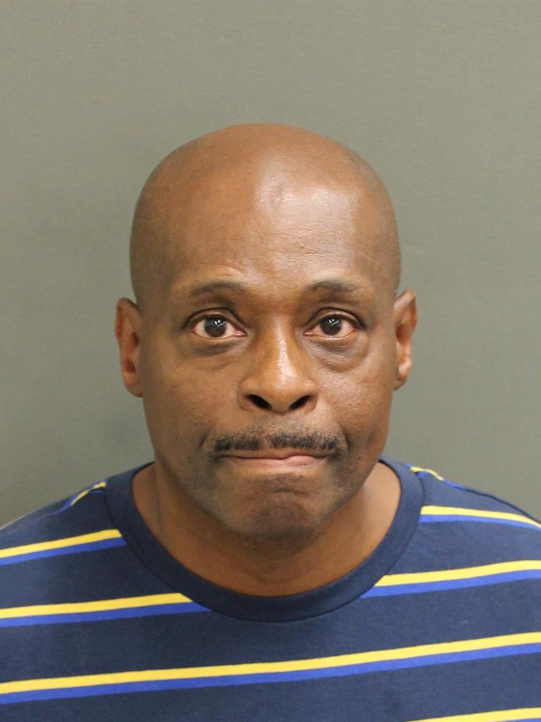 MELVIN ALEXANDER Mugshot / County Arrests / Orange County Arrests