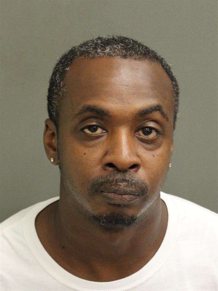 SHERWIN RENALDO COLLINS Mugshot / County Arrests / Orange County Arrests