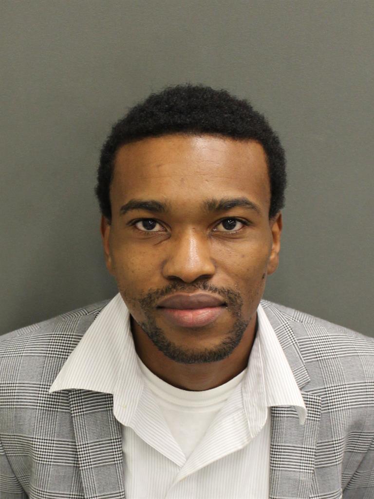 SHELDON RODERICK BLACKWOOD Mugshot / County Arrests / Orange County Arrests
