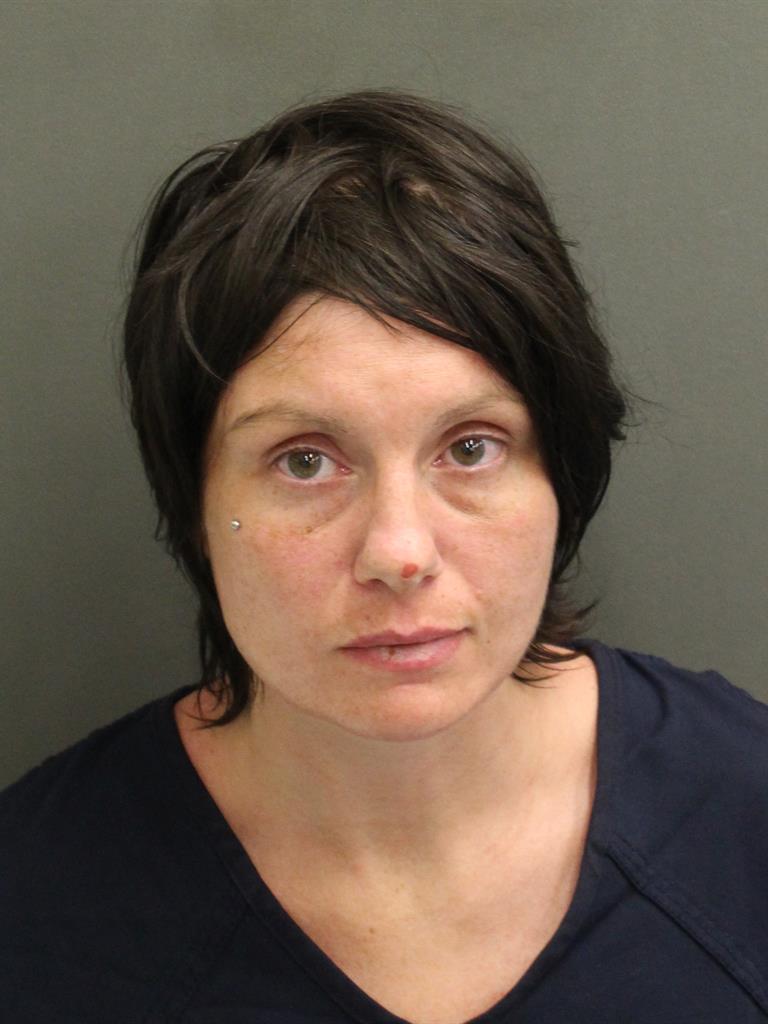 ASHLEY NICOLE DELAWDER Mugshot / County Arrests / Orange County Arrests