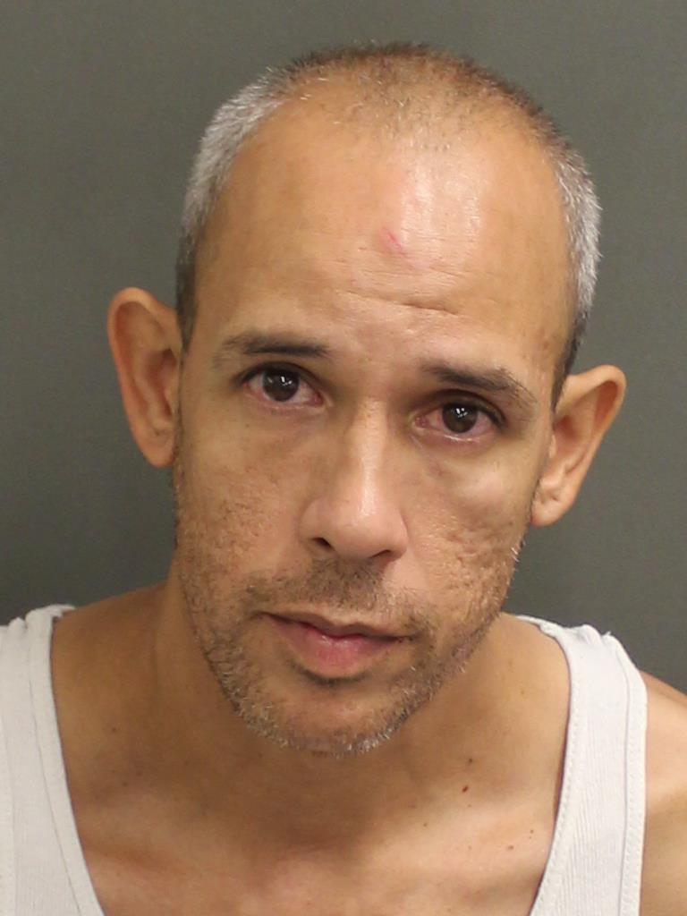 PEDRO ANGEL JR JIMENEZ Mugshot / County Arrests / Orange County Arrests
