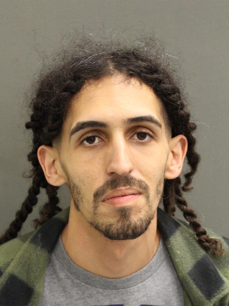 JEFFREY O RODRIGUEZ Mugshot / County Arrests / Orange County Arrests