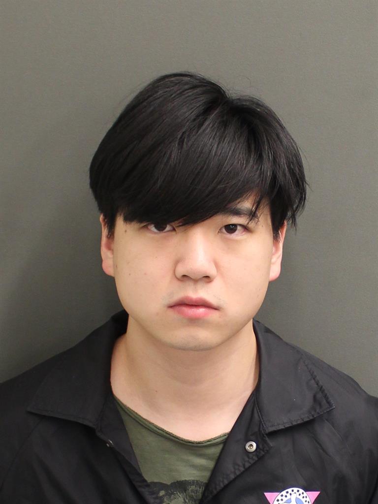 YANGKUN HU Mugshot / County Arrests / Orange County Arrests