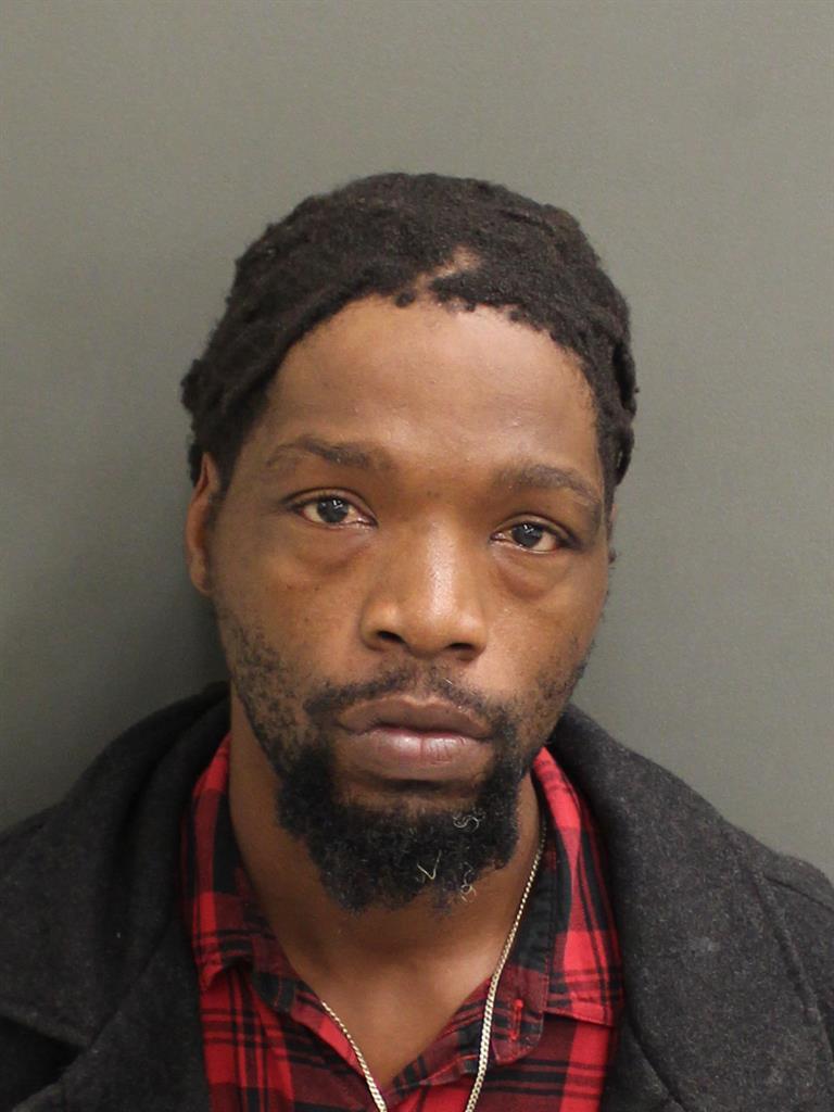 RODNEY DEANDRE HARRIS Mugshot / County Arrests / Orange County Arrests