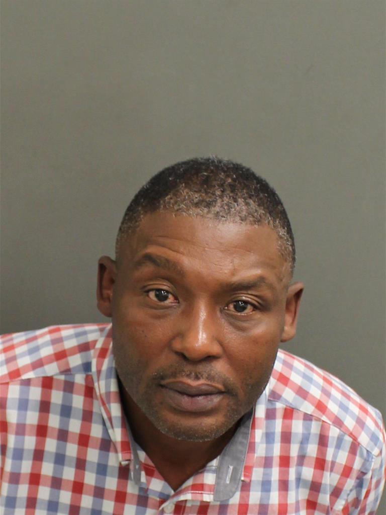 ALFRED C WILEY Mugshot / County Arrests / Orange County Arrests