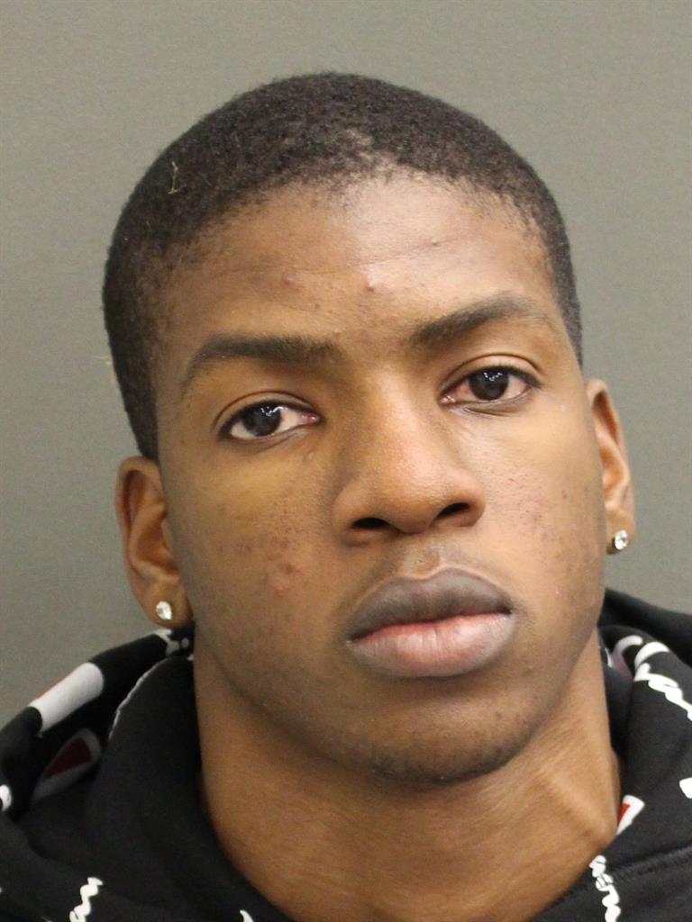 JAMAHL MALIAK ALEXANDER Mugshot / County Arrests / Orange County Arrests