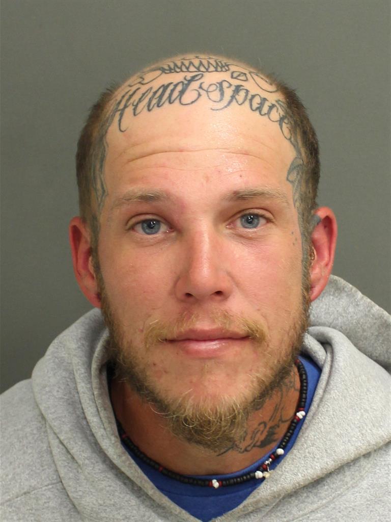 TYLER JUSTIN ETIENNE Mugshot / County Arrests / Orange County Arrests
