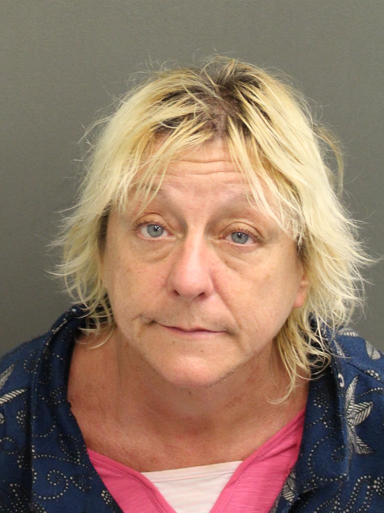 MARILYN ZUBLER Mugshot / County Arrests / Orange County Arrests