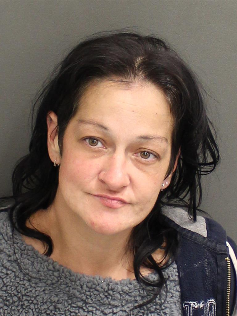 CHRISTINA NICOLE BIXMAN Mugshot / County Arrests / Orange County Arrests