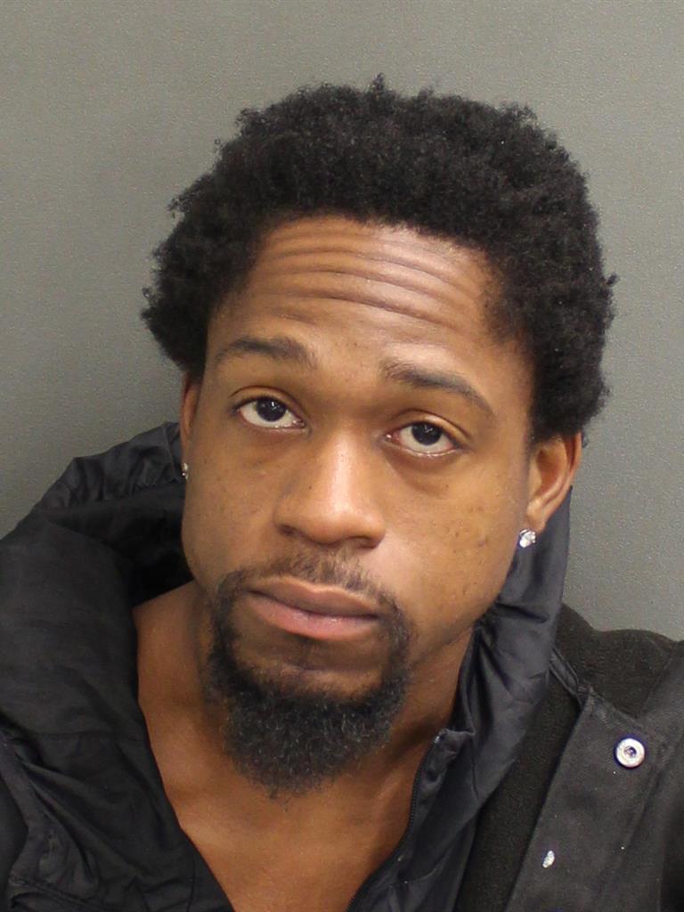 DEONDRA ANTONIO JACKSON Mugshot / County Arrests / Orange County Arrests