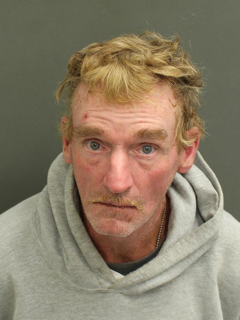 FRANCIS SHAFFER Mugshot / County Arrests / Orange County Arrests