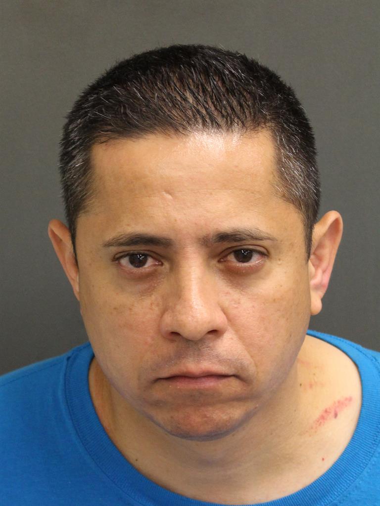 PETER EZEQUIEL SEVILLA Mugshot / County Arrests / Orange County Arrests