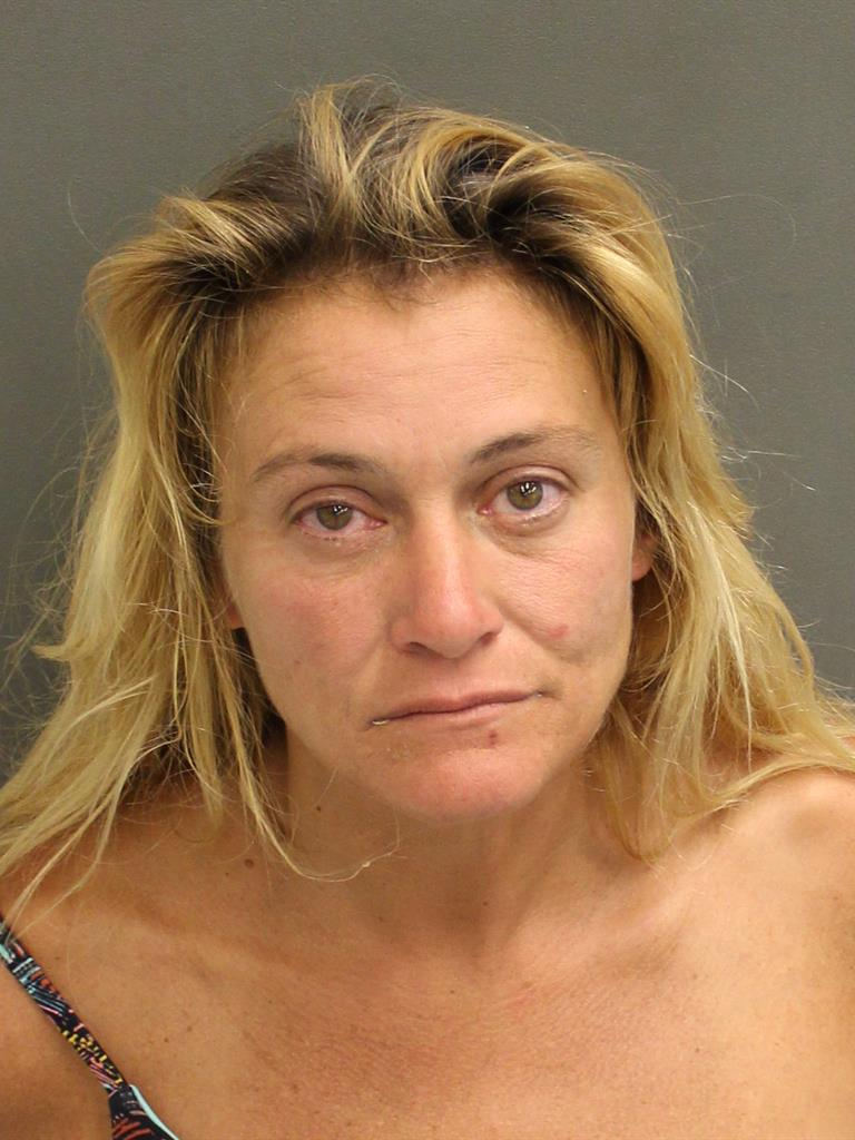 TINA MARIE VANDIVER Mugshot / County Arrests / Orange County Arrests
