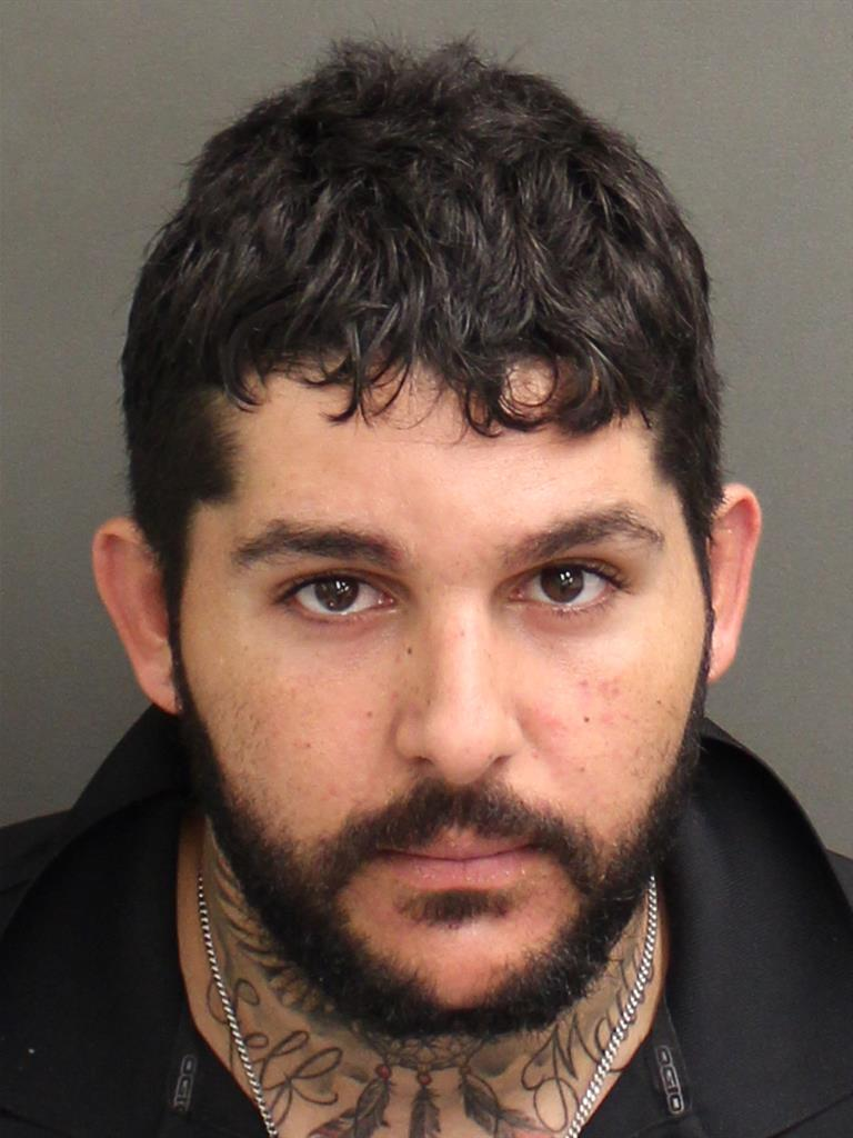 MIGUEL CANDIDO RUITORT Mugshot / County Arrests / Orange County Arrests