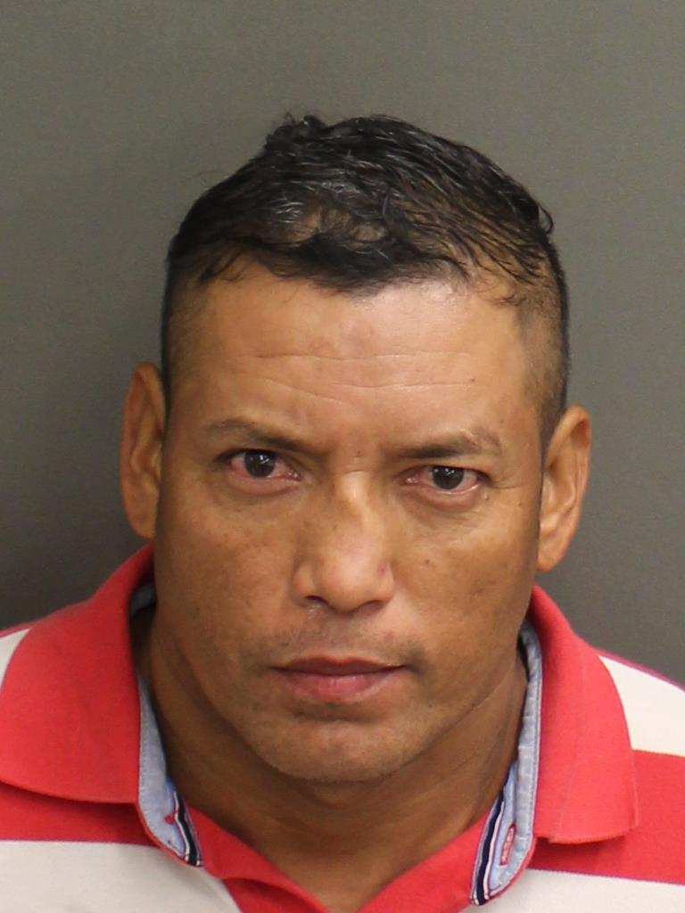MARCO A GONZALES Mugshot / County Arrests / Orange County Arrests
