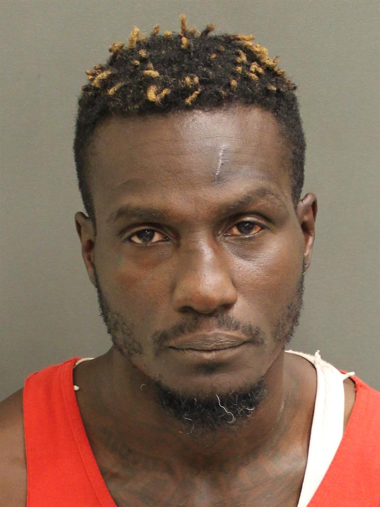 RYAN DEMETRIUS JARRETT Mugshot / County Arrests / Orange County Arrests