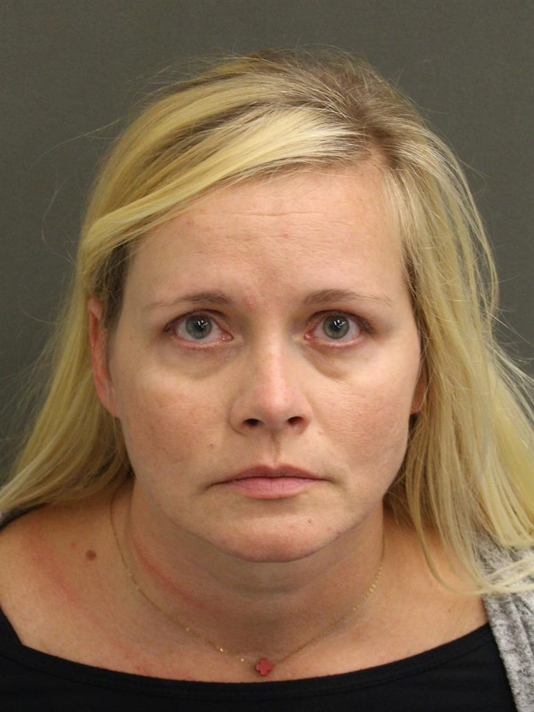 MICHELE GOLDEN BOLLINGER Mugshot / County Arrests / Orange County Arrests